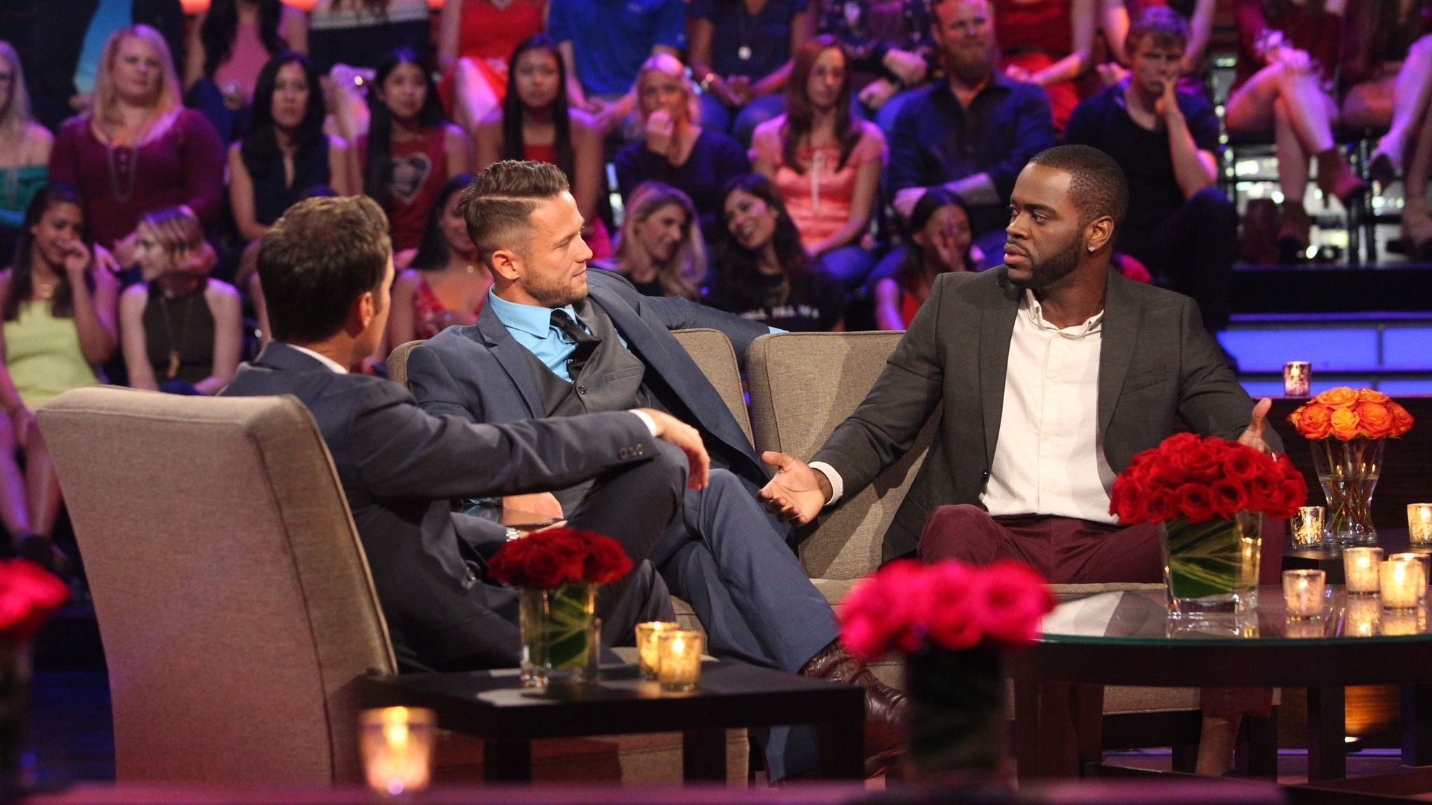 The Bachelorette Recap The Men Tell All And Call Out Lee