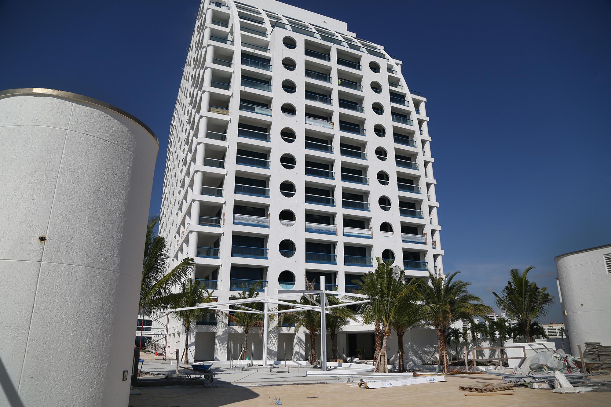 Conrad Fort Lauderdale Beach Fort Lauderdale Fl