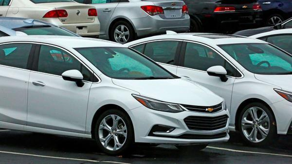 U s car sales continue to crumble down again in july for General motors moody s rating