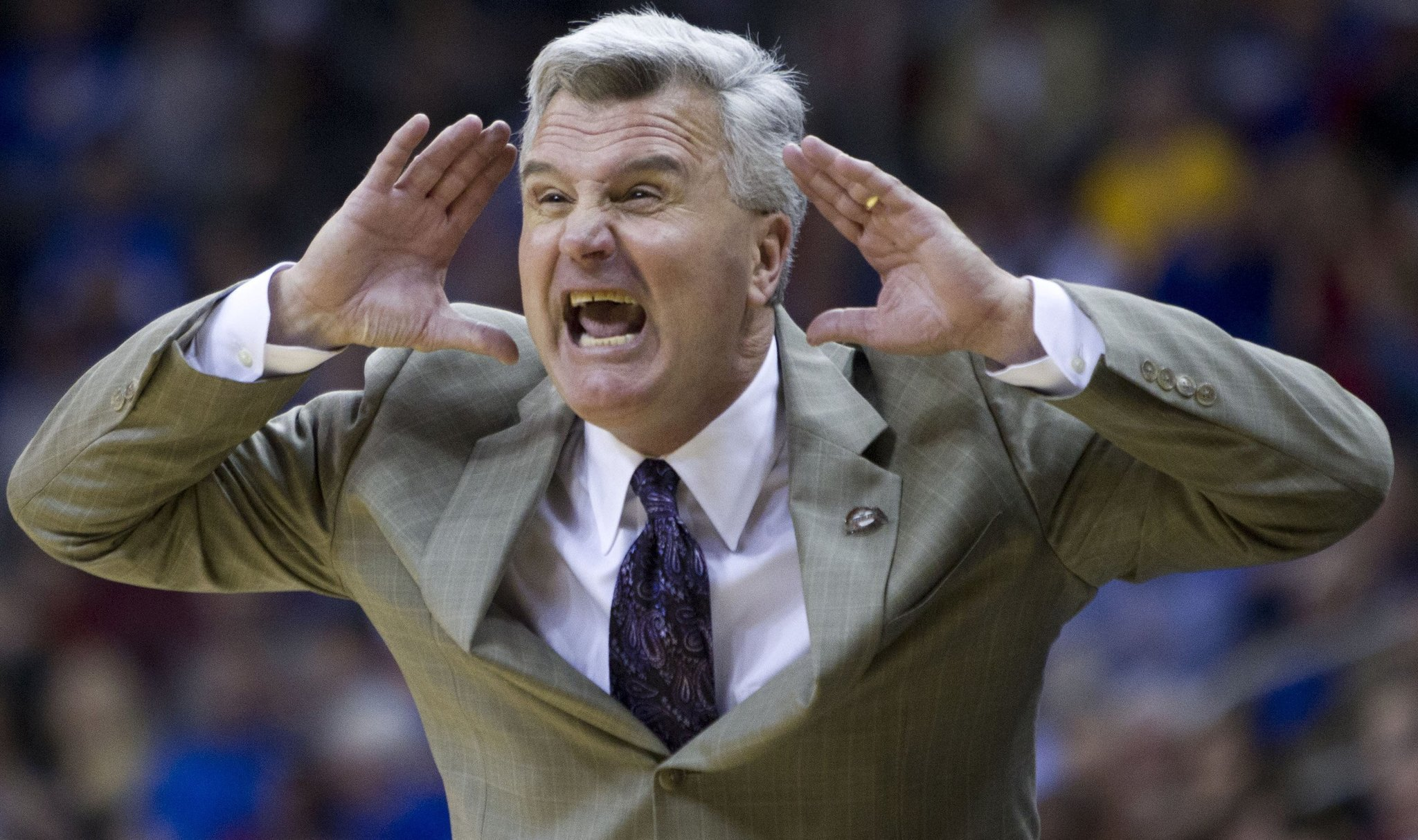 Bruce Weber gets 2-year contract extension from Kansas ... Bruce Weber