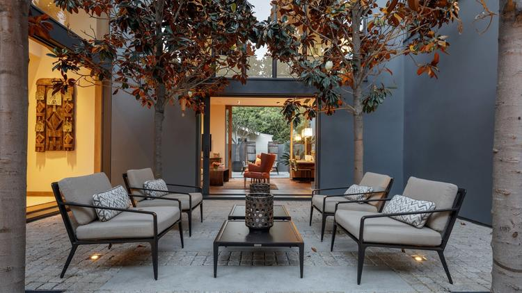Jim and Sujo Offield's Venice home | Hot Property