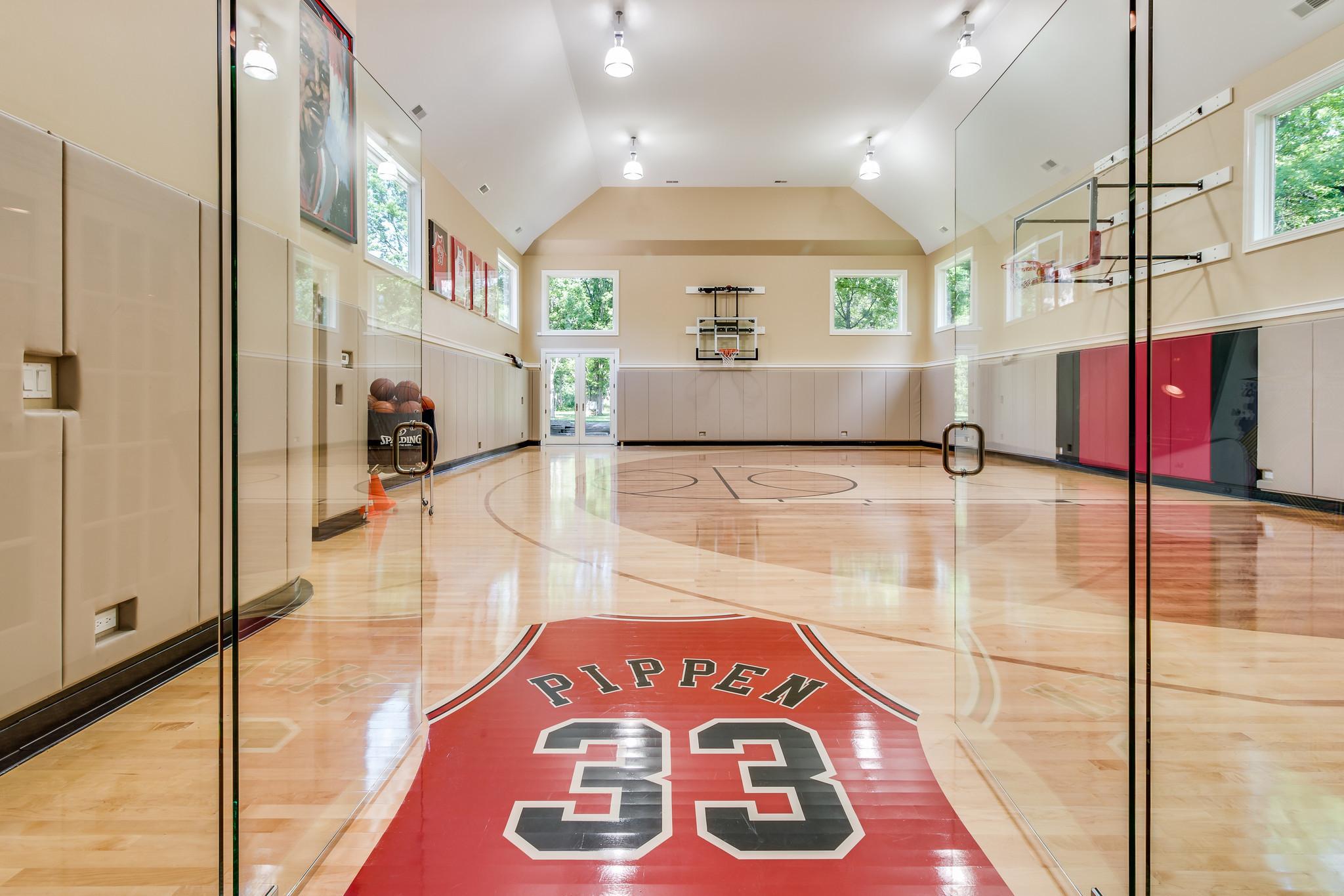 Retired Chicago Bull Scottie Pippen Lists Highland Park Home For 28 Million
