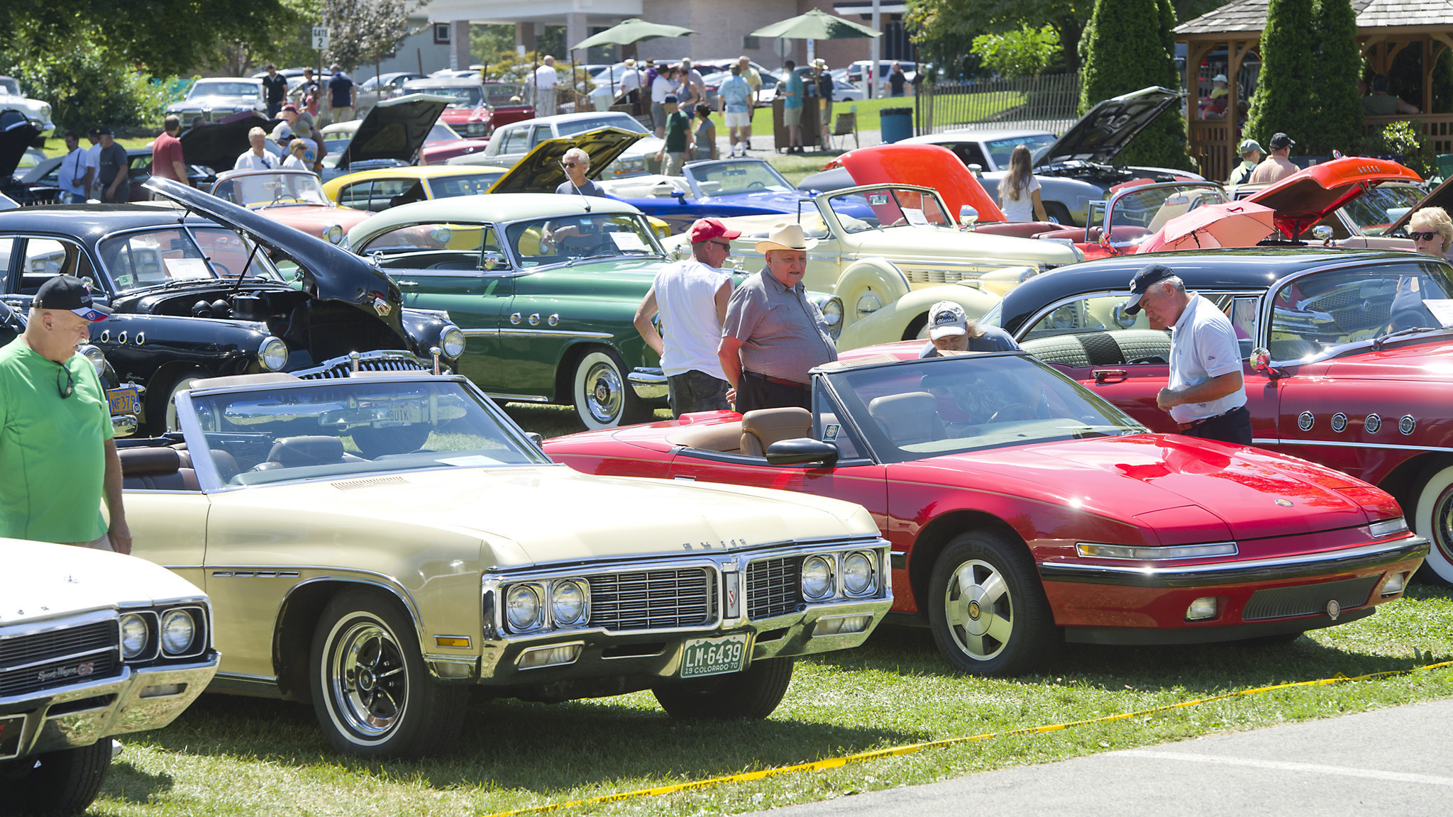 Highlights Of Macungie Car Show Das Awkscht Fescht The Morning Call - Car show allentown pa