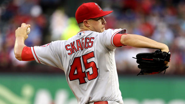 Angels pitcher Tyler Skaggs returning to starting rotation