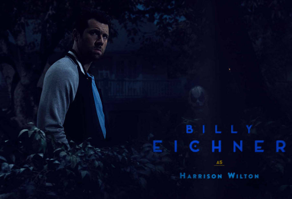 Billy Eichner as Harrison Wilton. (FX)