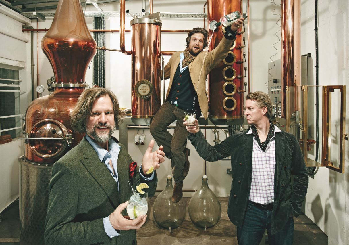 Sipsmith Gin Co Founder Sam Galsworthy On Crafting London