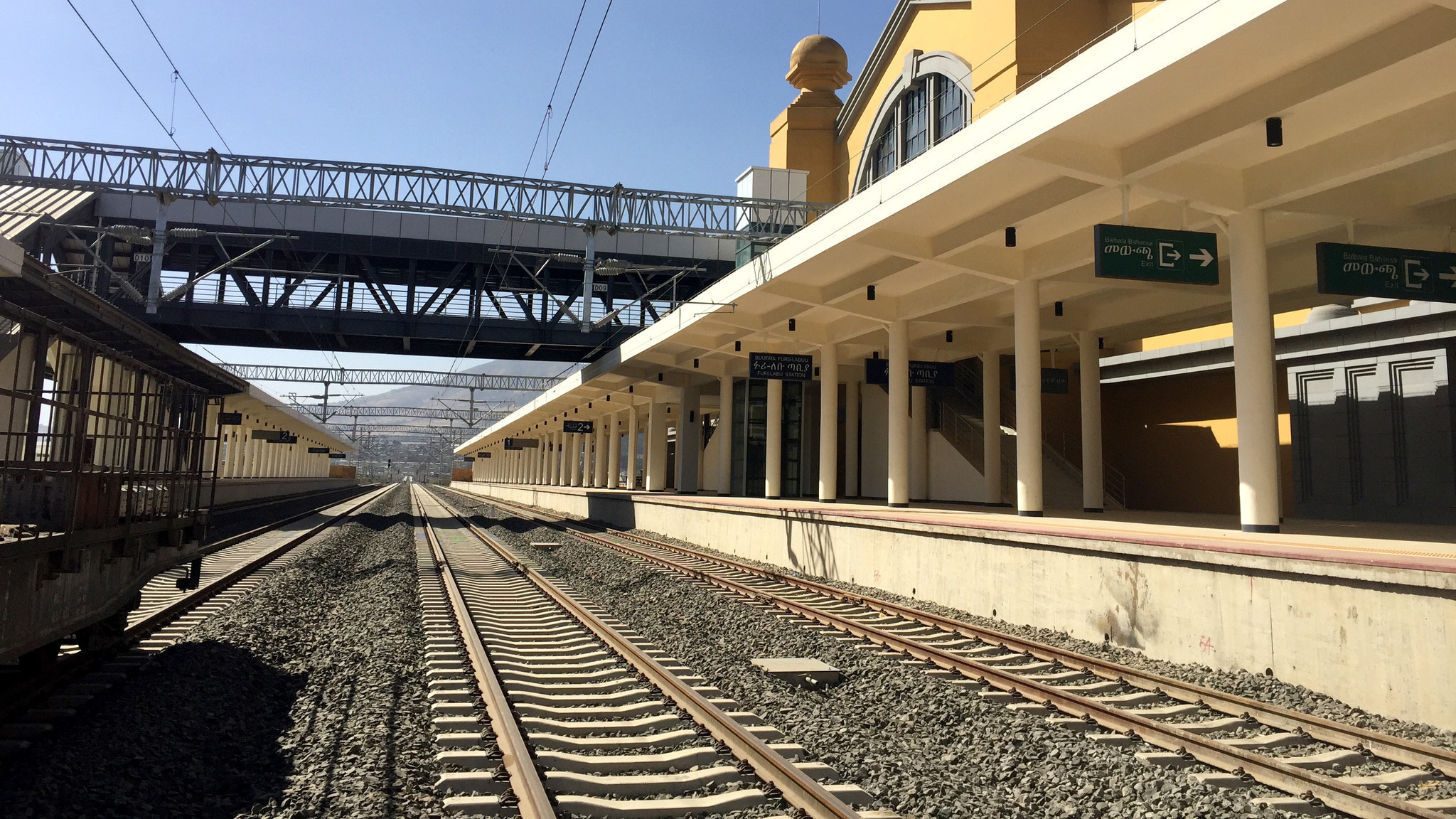 Along China's new Ethiopia-Djibouti Railway, a fast path through Africa for the world's newest superpower