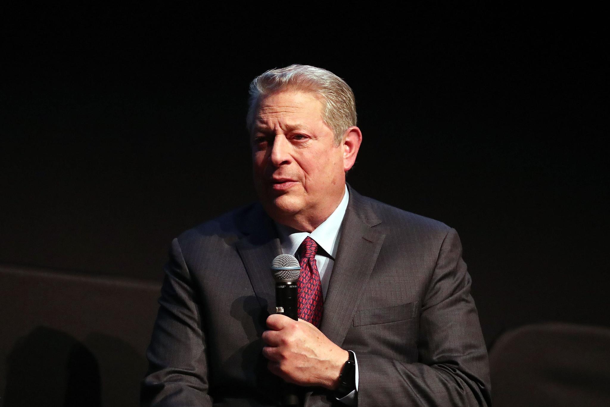 Al Gore, Film and Climate Crisis