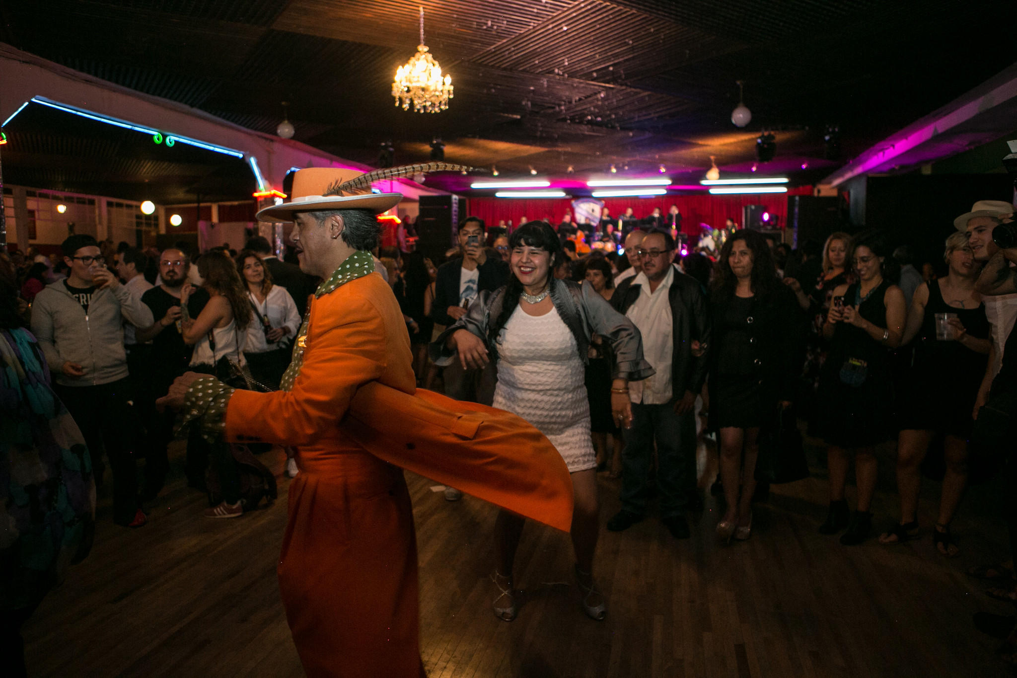 Fidel Castro and Frida Kahlo came here. Why the oldest dance hall in Mexico City isn't quitting yet