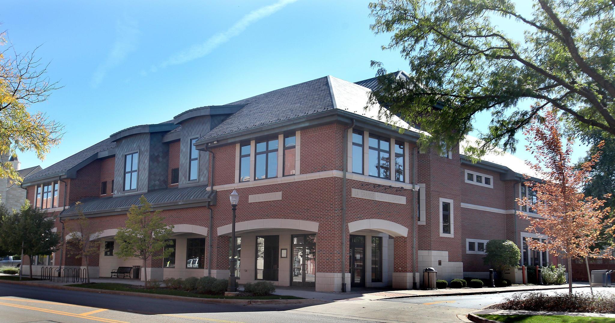 La grange library plans first floor renovation this fall for Renovation grange