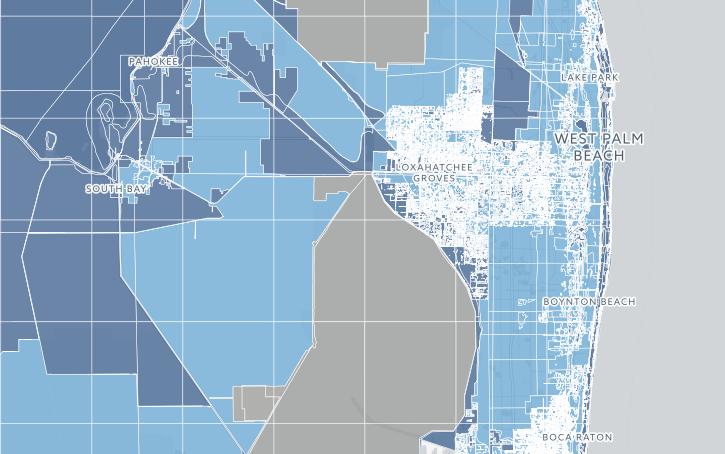 New Fema Flood Maps Palm Beach County Fl