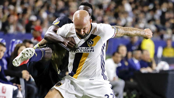 Galaxy's Jelle Van Damme mulls his MLS future in wake of suspension