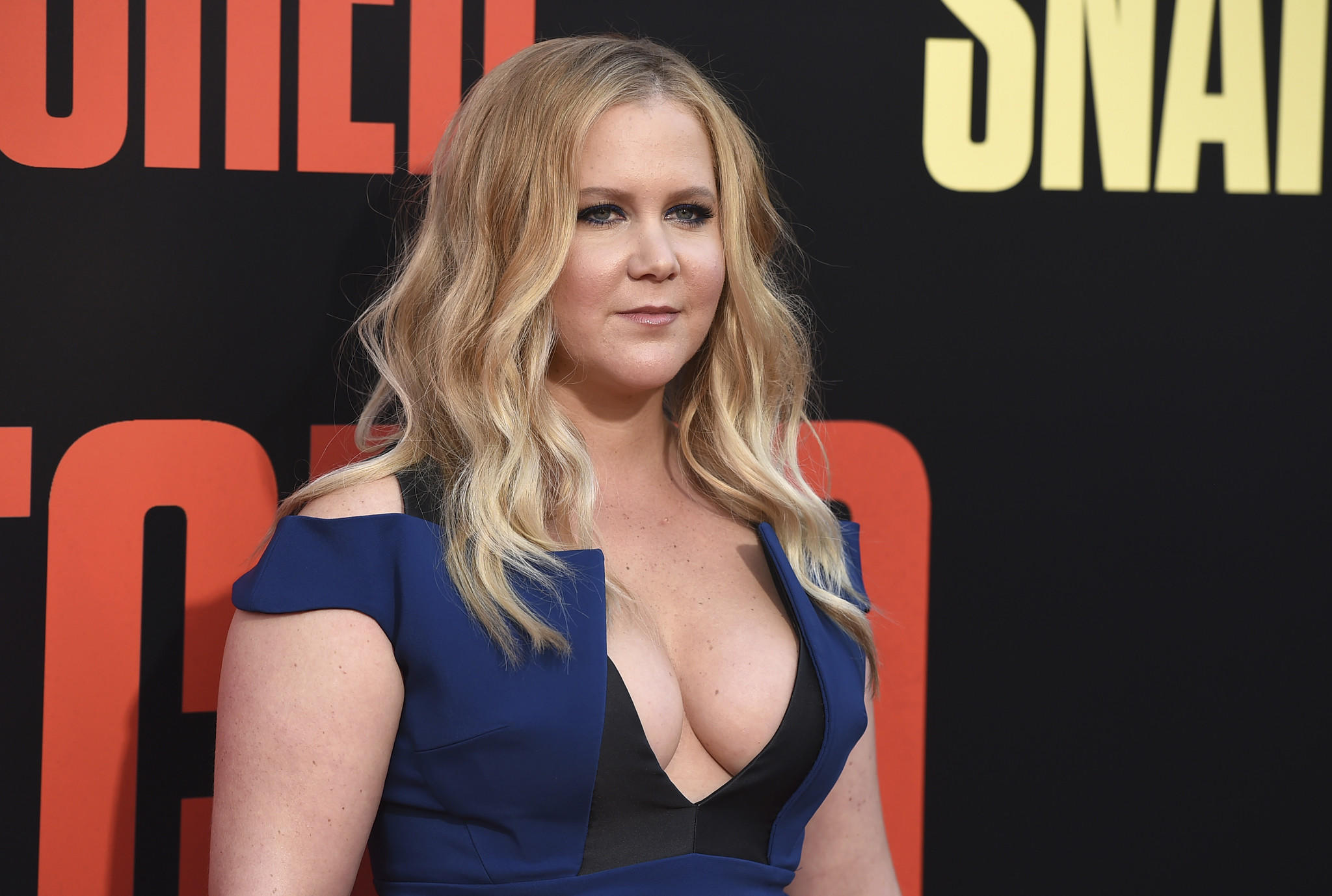 "Actress and comedian Amy Schumer will star in Steve Martin's four-person comedy ""Meteor Shower"" starting in November. (Jordan Strauss / Invision/Associated Press)"