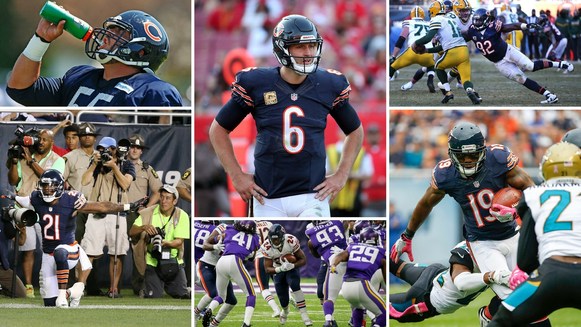 Quiz Who S On The Chicago Bears Roster Chicago Tribune