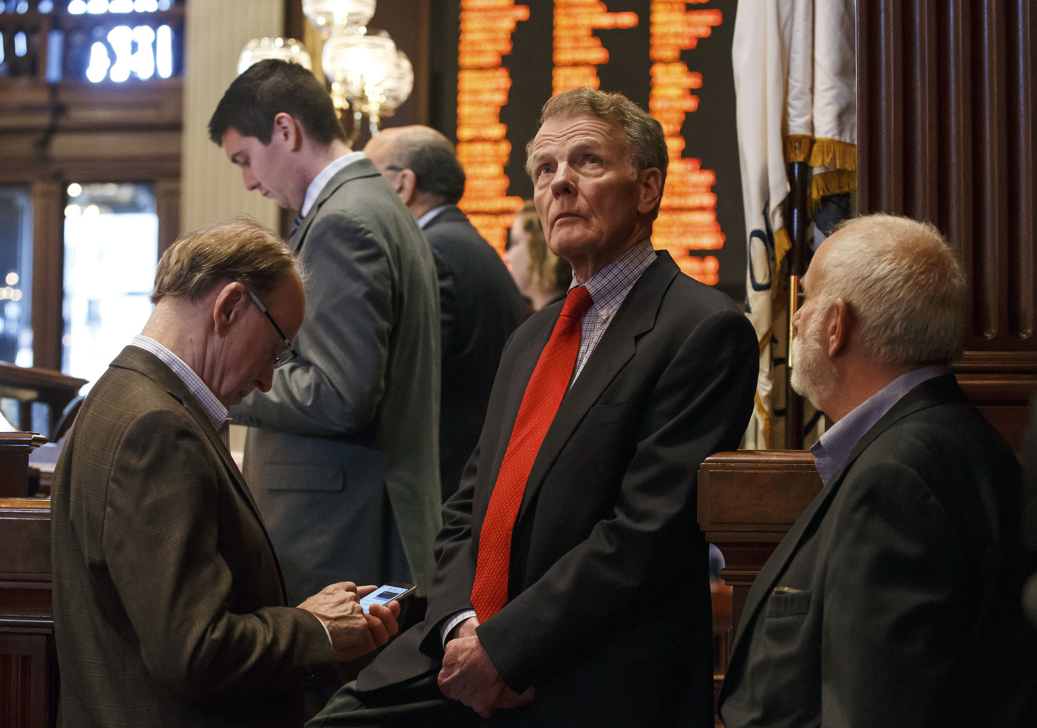 mike madigan now the longest-serving state house speaker in u s  history