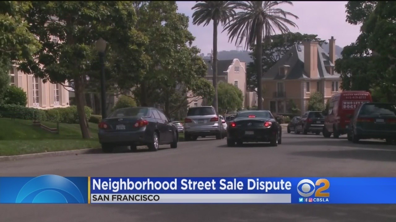 Wealthy san francisco neighborhood loses gated street in for 34 presidio terrace
