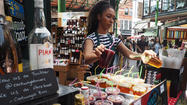 Dine at these four markets in London