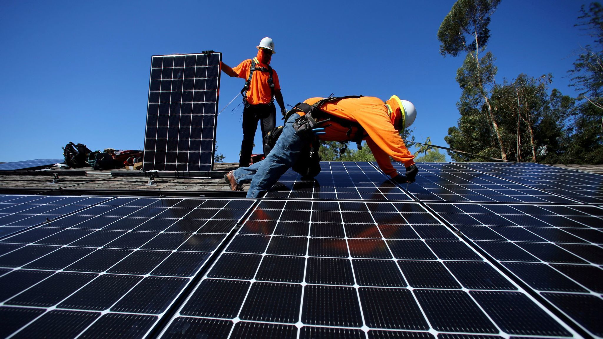 The Trade Flap Roiling The Solar Industry And Trump May