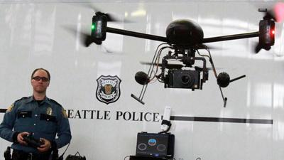 Should the LAPD use drones? Here's what's behind the heated debate