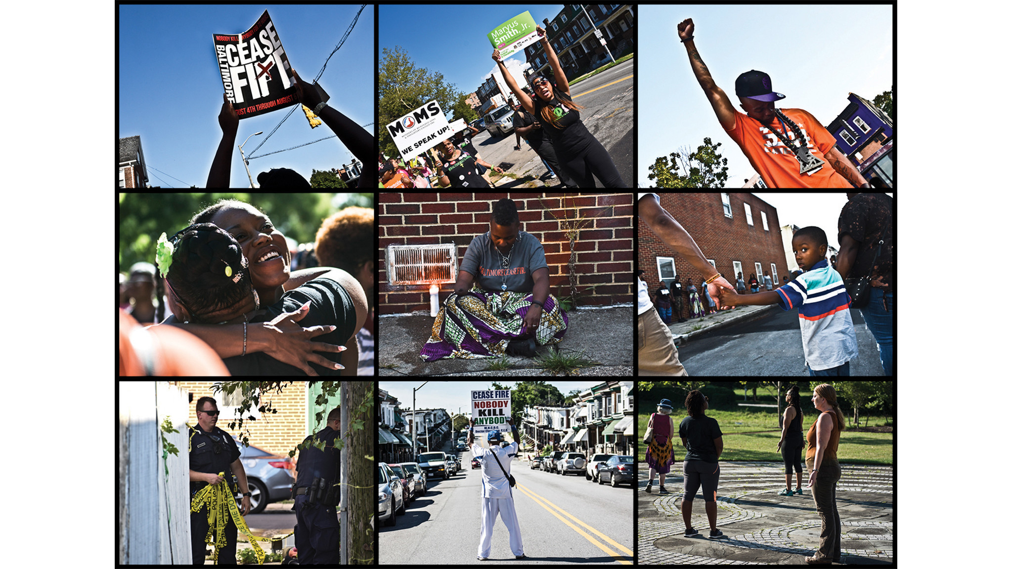Dispatches from Baltimore Ceasefire Baltimore City Paper