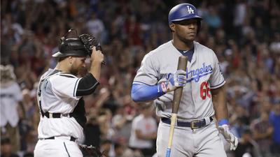 Dodgers v. Diamondbacks