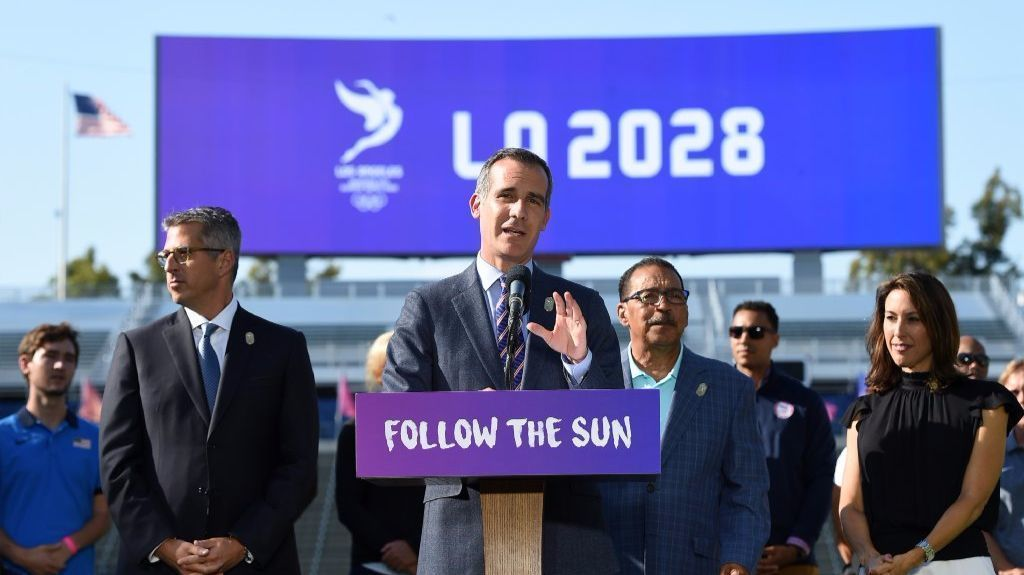 Staff report says LA City Council should approve 2028 Olympic Games despite uncertainties