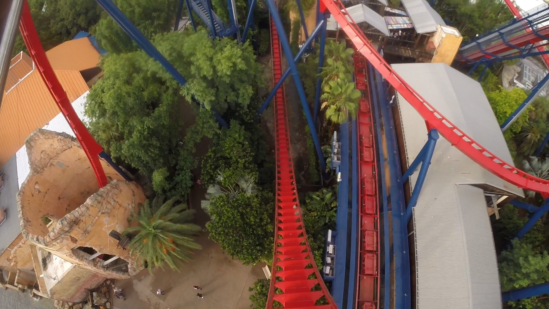 Busch gardens quietly reigns as florida 39 s roller coaster - Busch gardens rides height requirements ...