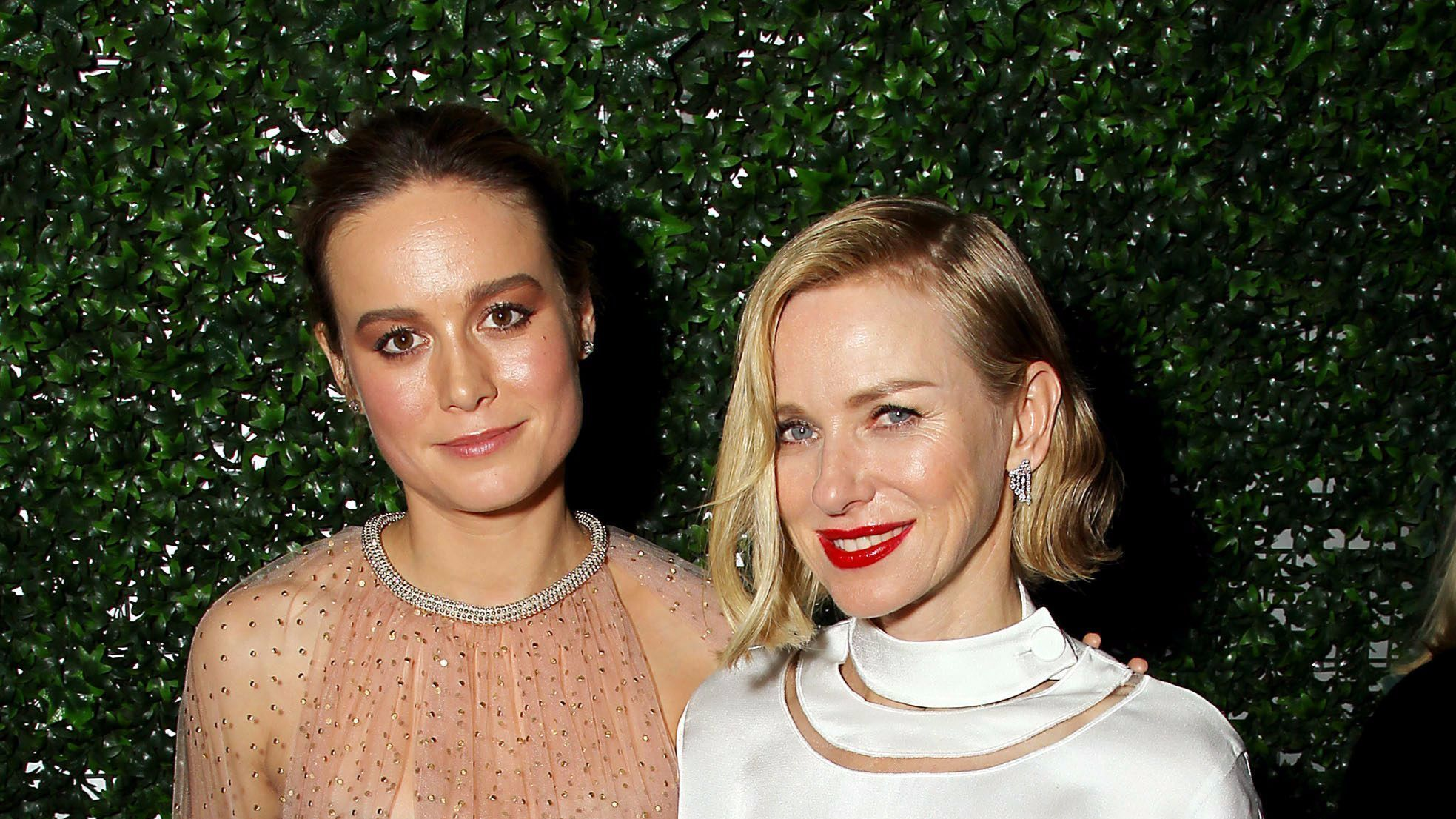 Brie larson naomi watts attend the glass castle n y - Naomi curtis diva futura ...
