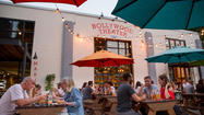 Outdoor dining in Portland is possible