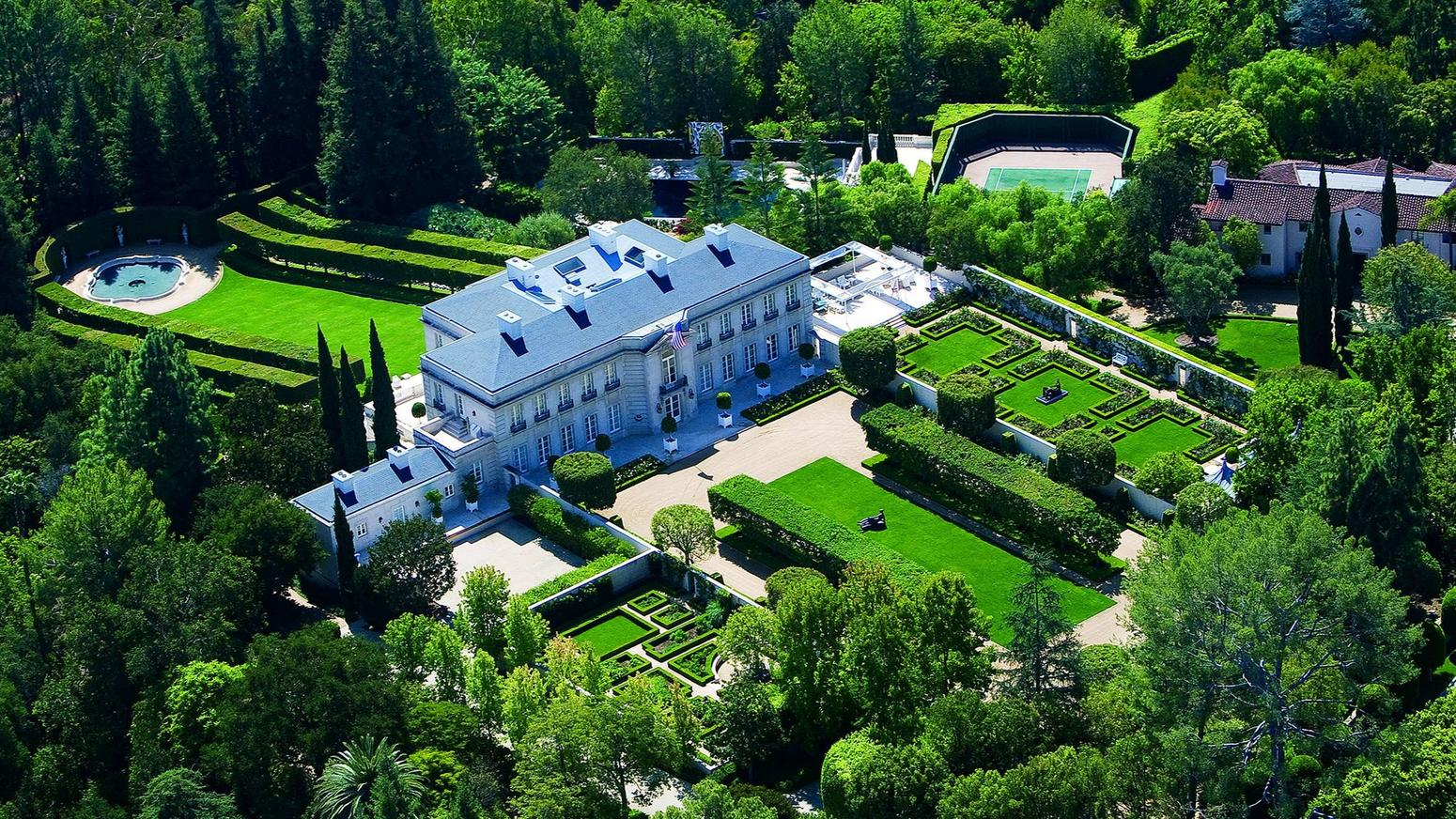 $350-million price for U.S.'s most expensive home gets mixed reviews among agents - Los Angeles Times