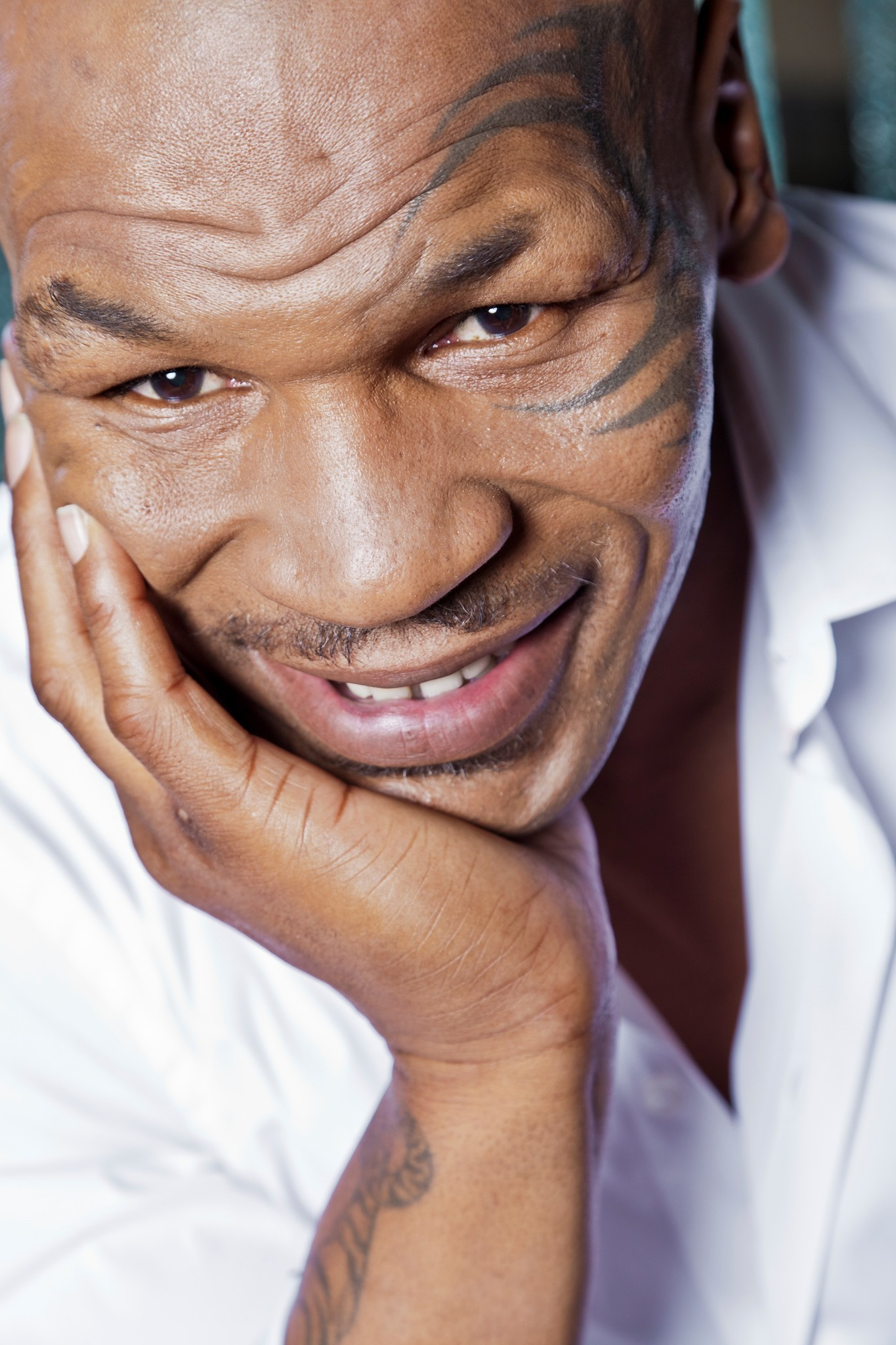"""Mike Tyson returns to the Vegas stage with an update on his """"Undisputed"""" one-man show."""