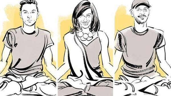 Meditation in fashion? Designers share how the practice helps them reboot, refresh and stay grounded