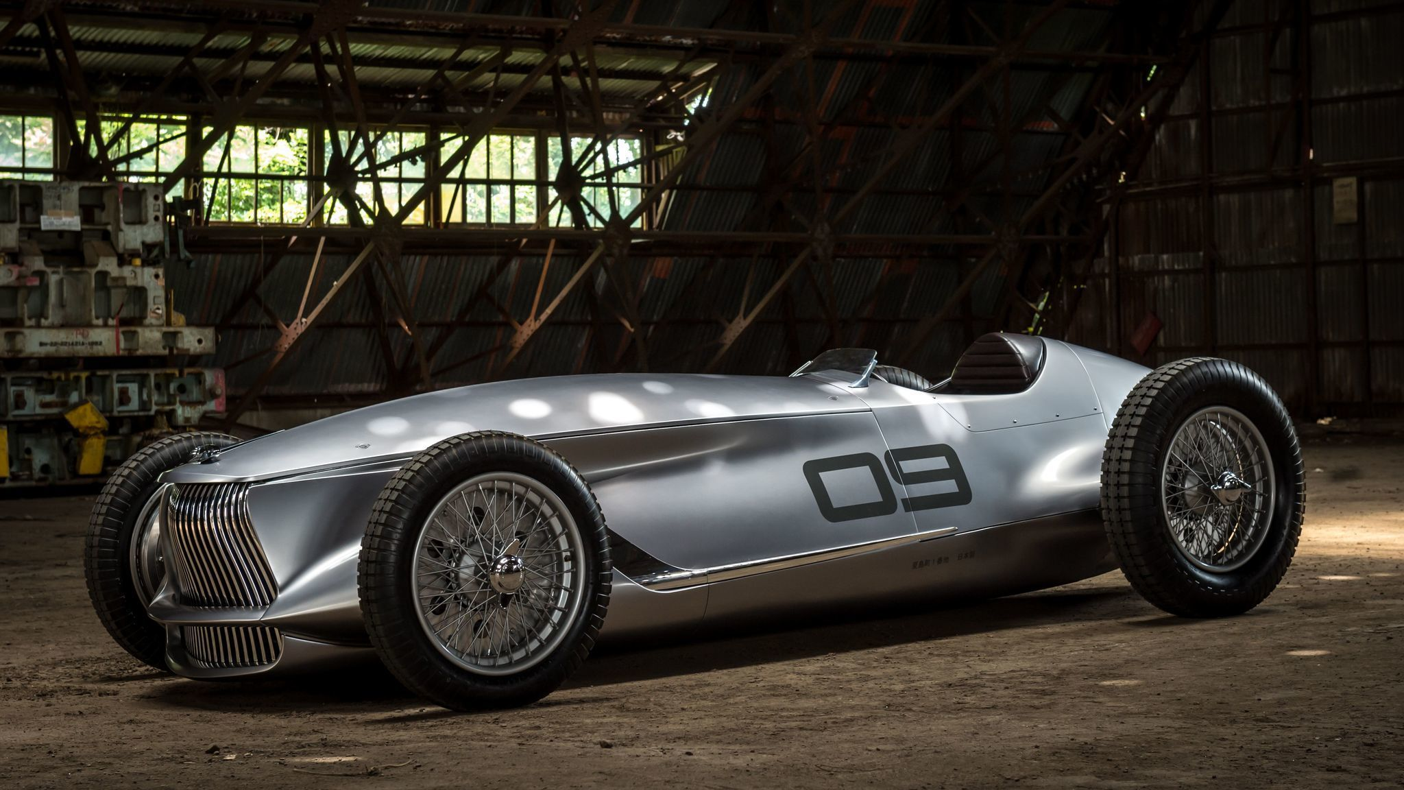 infiniti introduces u0027heritage inspired u0027 prototype race car la times