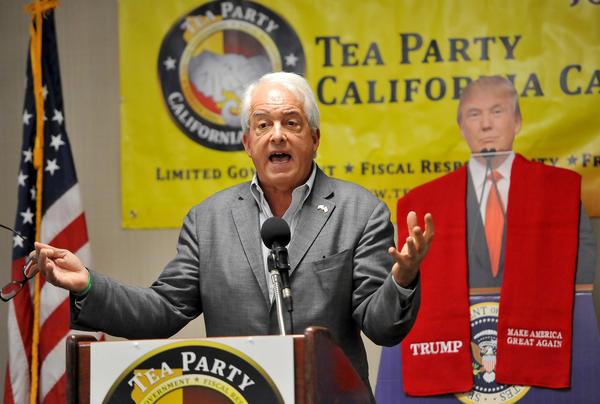 John Cox of Rancho Santa Fe (Silvia Flores / Special to the Los Angeles Times)
