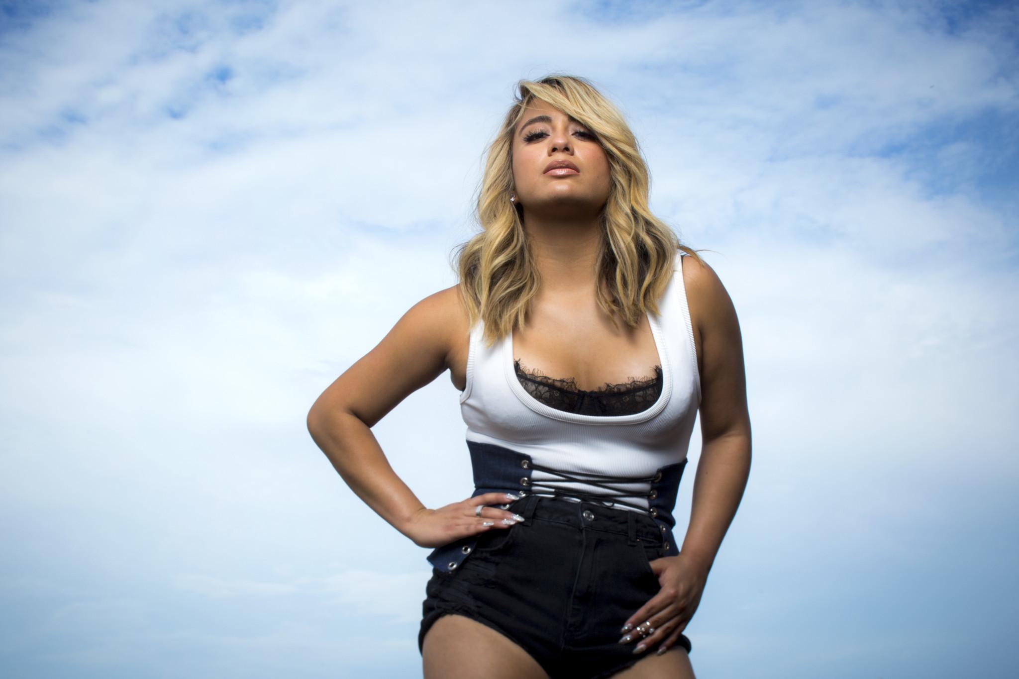 Ally Brooke Hernandez.