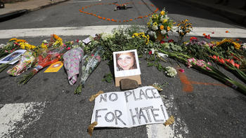 Charlottesville victim 'was there standing up for what was right,' friend says