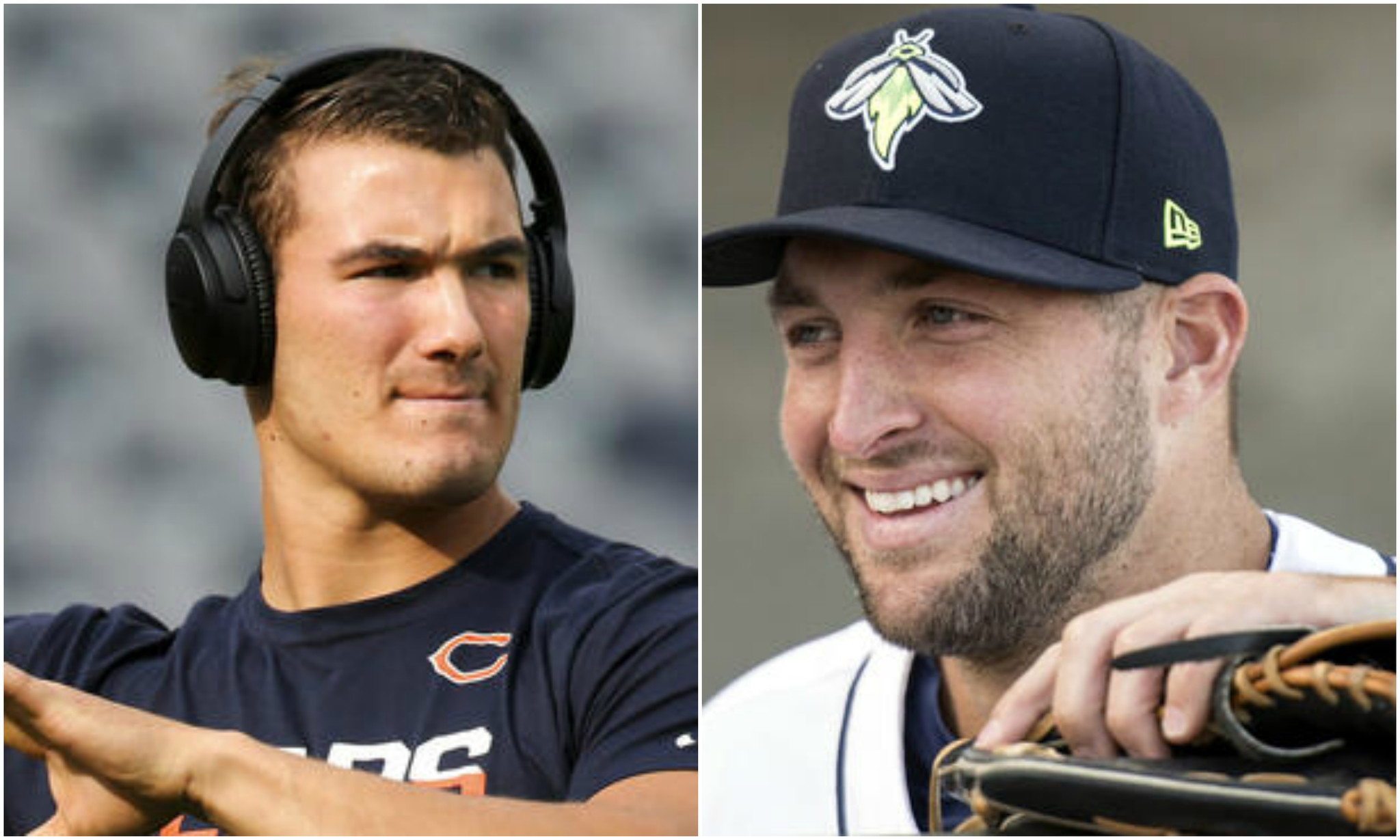 Ct-mitch-trubisky-tim-tebow-faceoff-20170814