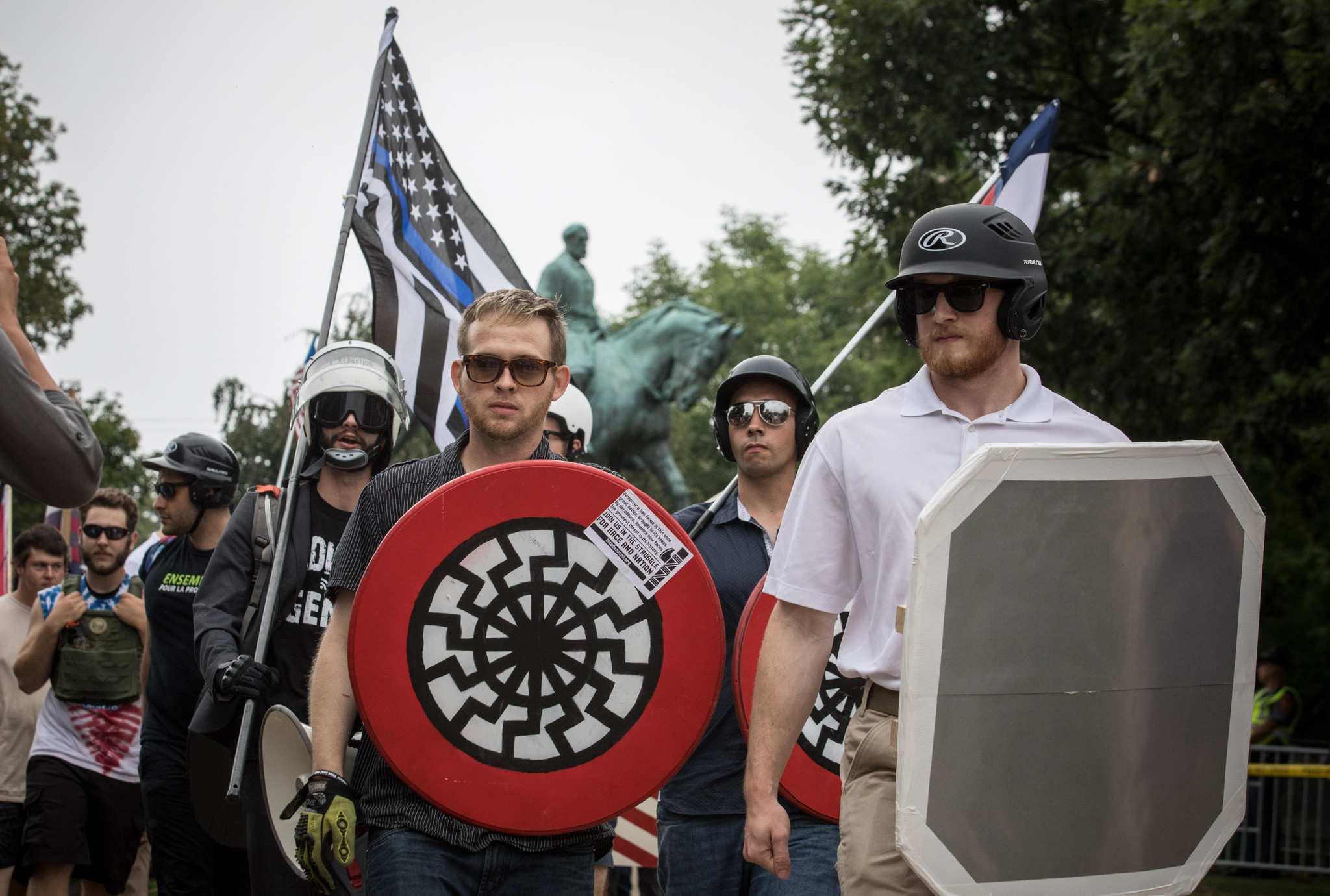 Emboldened White Nationalists Say Charlottesville Is Just The Beginning    Chicago Tribune
