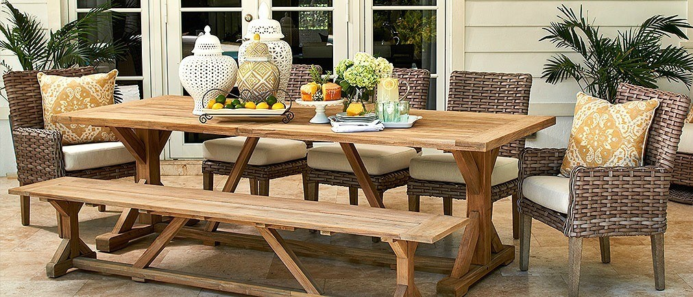 Design Meets Durability: Eclectic Style, Quality And Comfort Are Hot Trends  In Patio Furnishings   Sun Sentinel