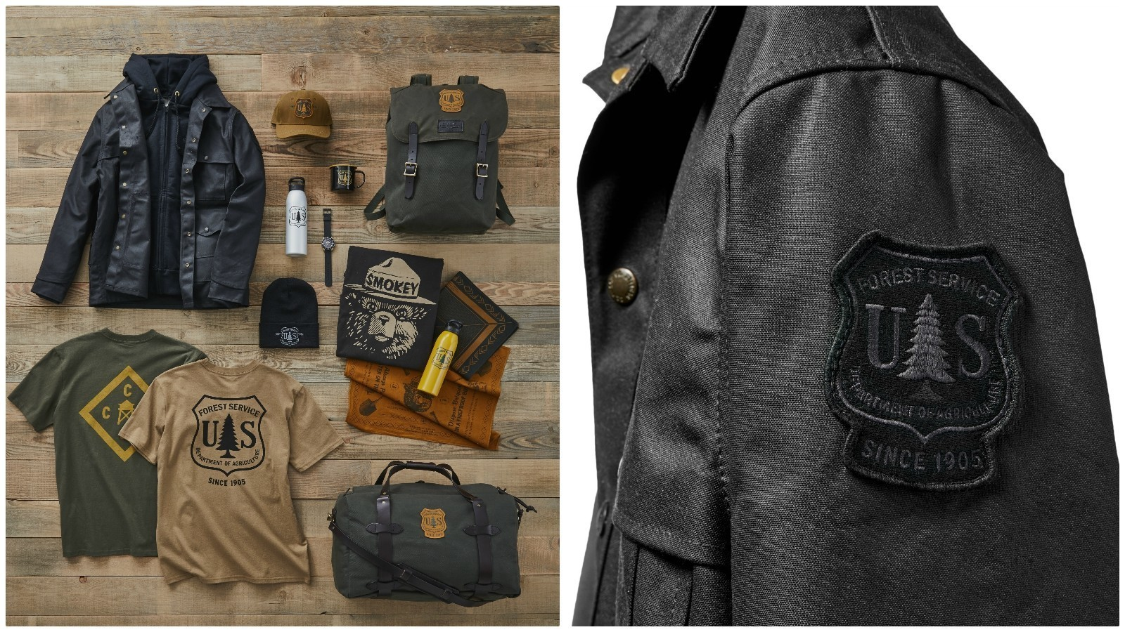 Smokey And The Bandannas Filson Launches Limited Edition
