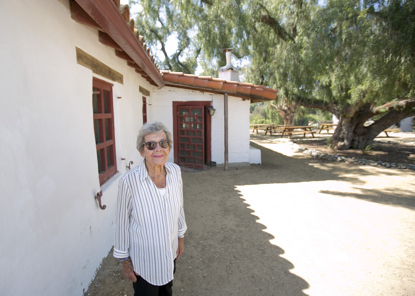 Marie Lawson visits the Osuna Ranch where her mother was born.