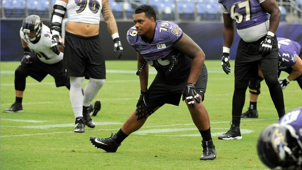 John Harbaugh says Ravens left tackle Ronnie Stanley's injury is 'no season-ending thing'
