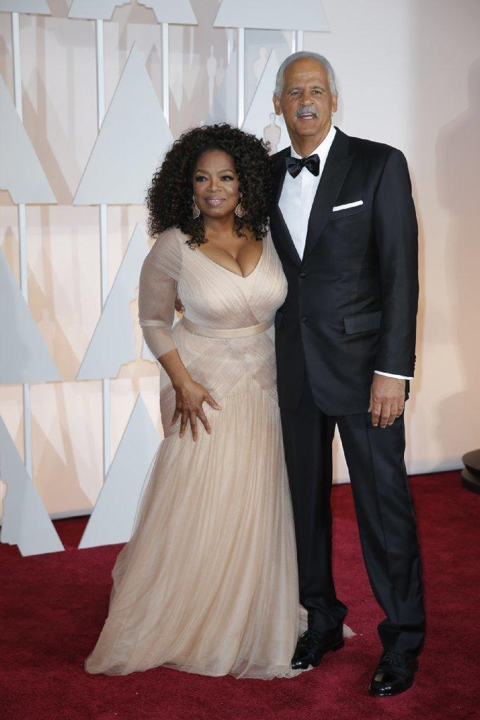 Winfrey says not marrying Stedman Graham has been the key to their lasting relationship. (Jay L. Clendenin / Los Angeles Times)
