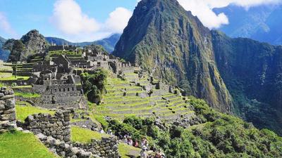 A Connecticut Pilgrimage To Machu Picchu