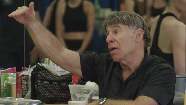 'Wicked' composer Stephen Schwartz will premiere a new musical on Princess Cruises. I caught a rehearsal