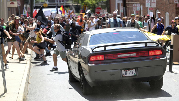 White nationalist rally in Virginia turns deadly