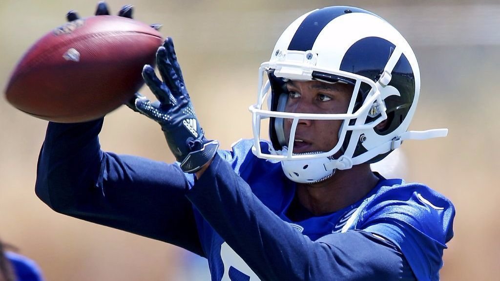 Rams receiver Josh Reynolds steals the spotlight in return from injury