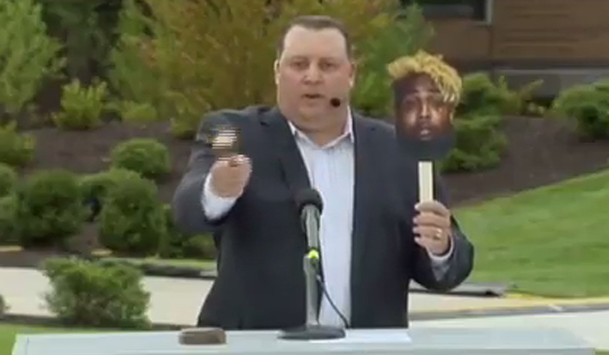 ESPN apologizes for fantasy football segment that auctioned off players, including African Americans