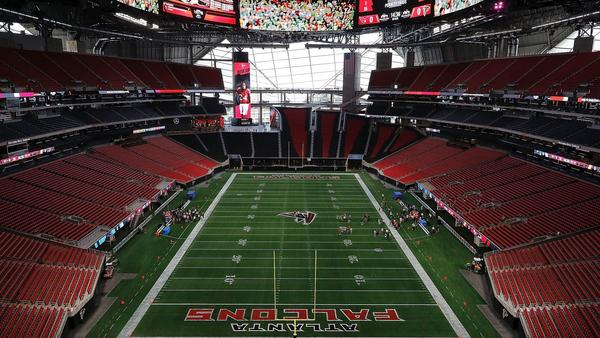 Chick-fil-A concession stand won't be open for 7 of Falcons' 8 home games because they're on Sunday