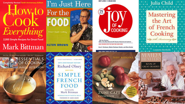 The essential cookbooks to send to school with your kid